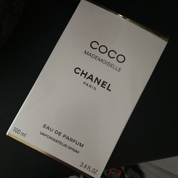 CHANEL Other - Coco Mademoiselle Chanel box